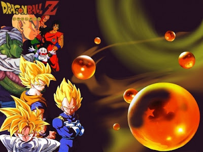 wallpaper dragon ball z