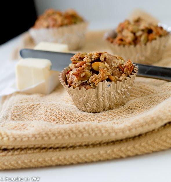 Apple Pie Mini Muffins
