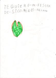 DIBUJO CLASE 5 AÑOS B