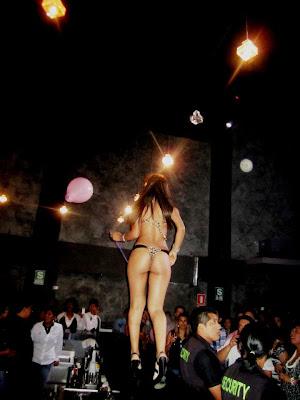 Vanessa Barreda Vanessa Barreda una bella modelo y colita Peruana que promete