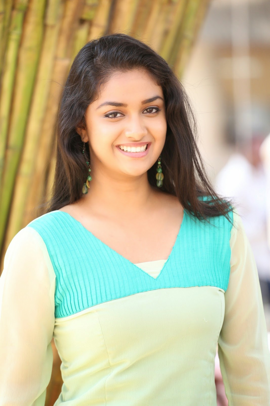 Actress Keerthi Suresh Latest Cute Hot Spicy Photos Gallery