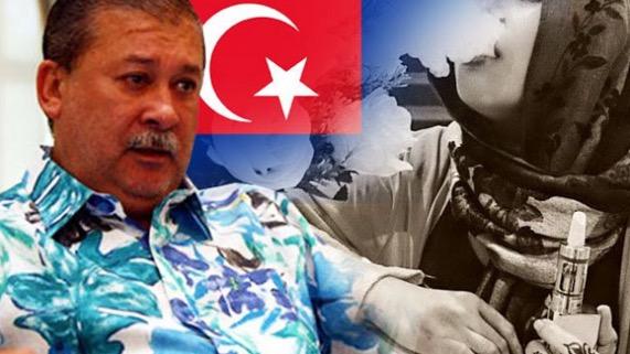 Sultan Johor akhirnya dedah kenapa Baginda tidak suka dengan vape