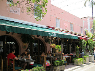 La Cantina Sports Bar Espanola Way Miami