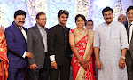 Aadi Arun Wedding Reception Photos