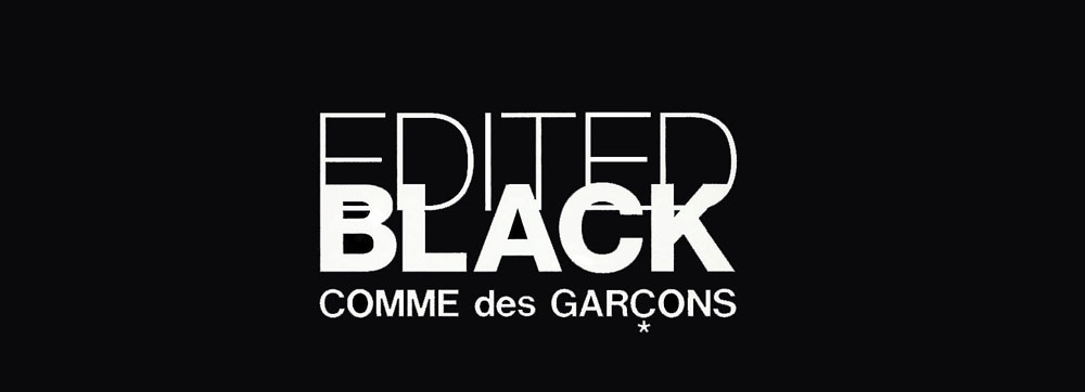 BLACK COMME des GARONS NEW YORK