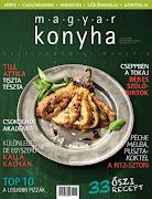 Magyar Konyha 2016. szeptember-október
