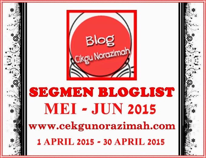Segmen Bloglist Mei-Jun 2015 by CN