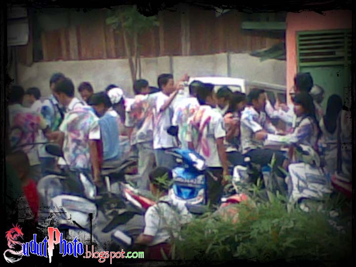 Kelulusan SMA Muhammadiyah 1 Pekanbaru 2011
