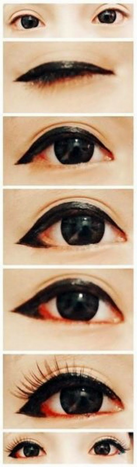 puppy-eyes-asian-makeup-tutorials