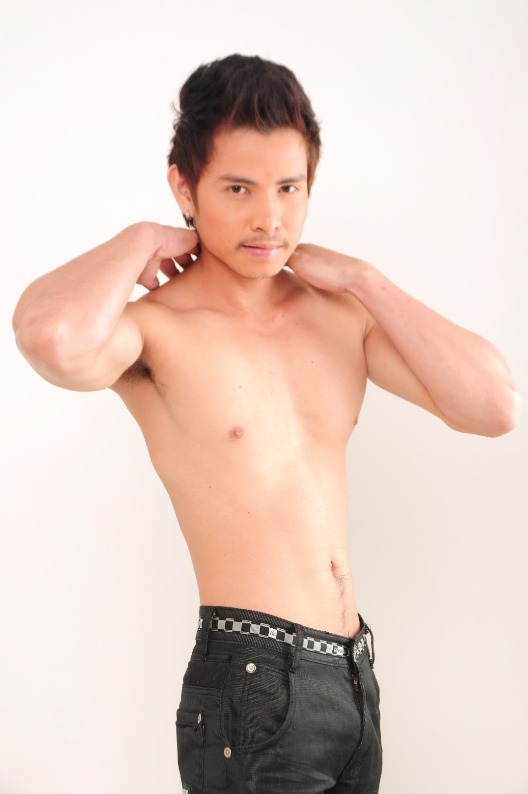 Merwin Castro Shirtless for Gapang