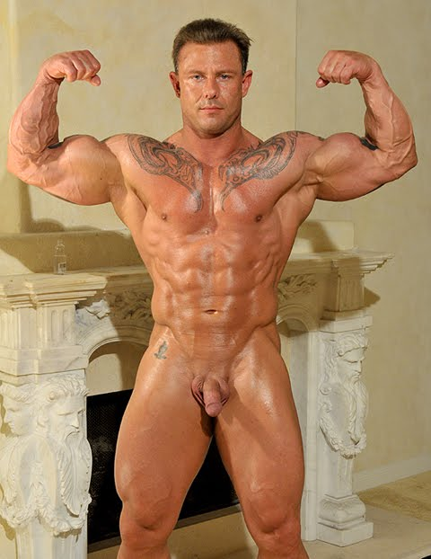 nude male muscle pic shelter assembly