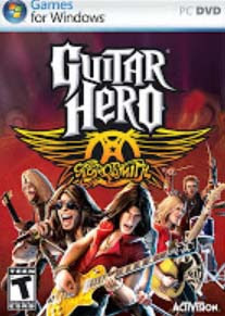 Free Download Games Guitar Hero Aerosmith Full Version For PC