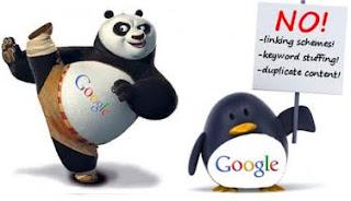 Google Panda Dan Google Penguin