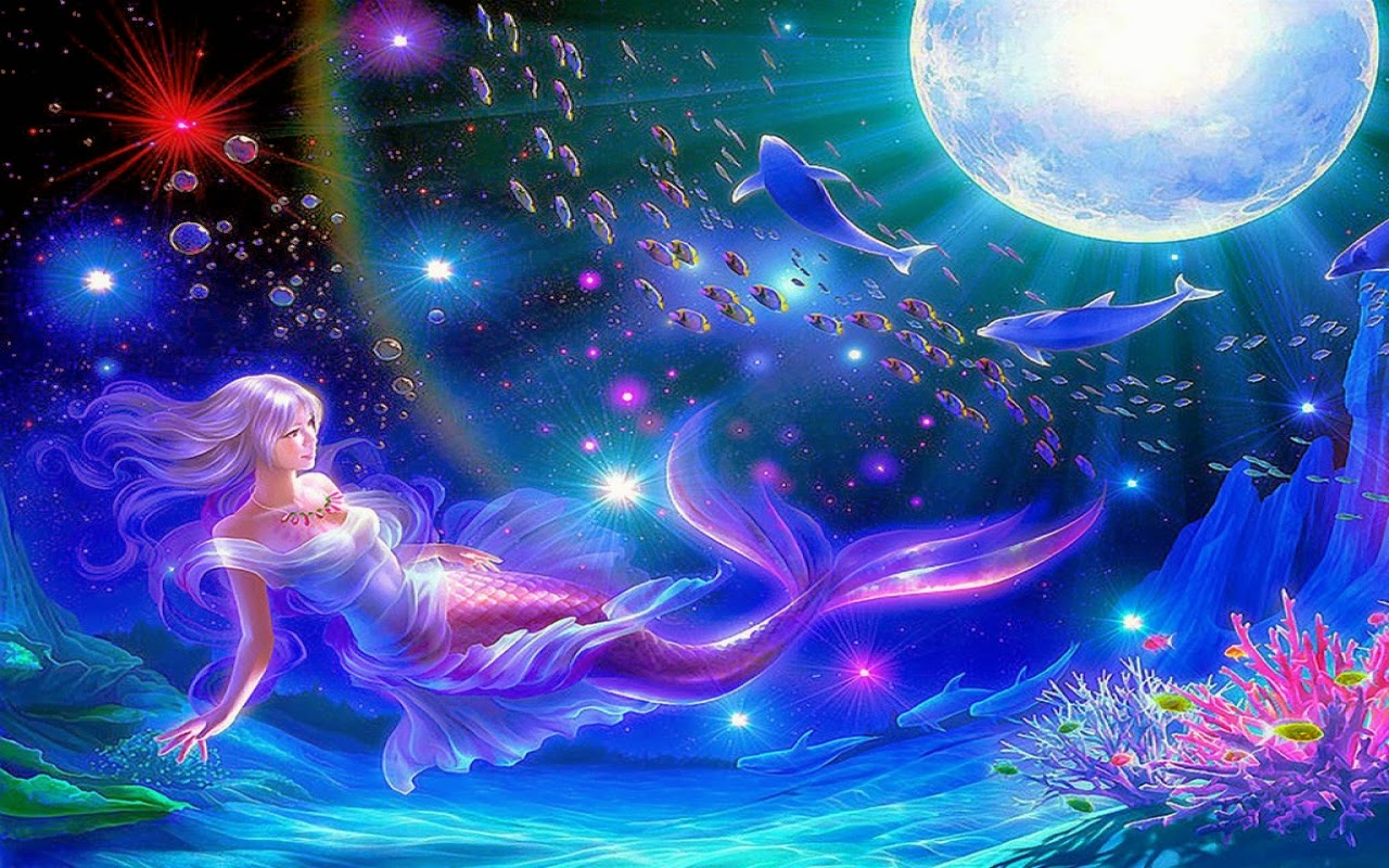 most beautiful mermaid girl pictures fantasy graphics