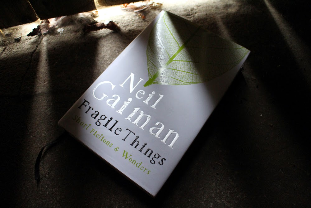 Fragile Things by Neil Gaiman//Iben Jakobsen