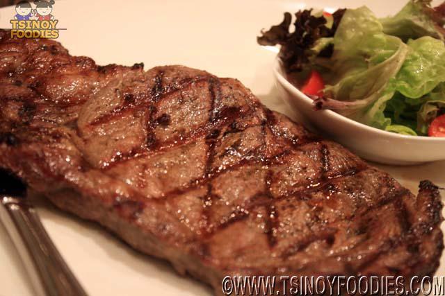 black angus beef steak