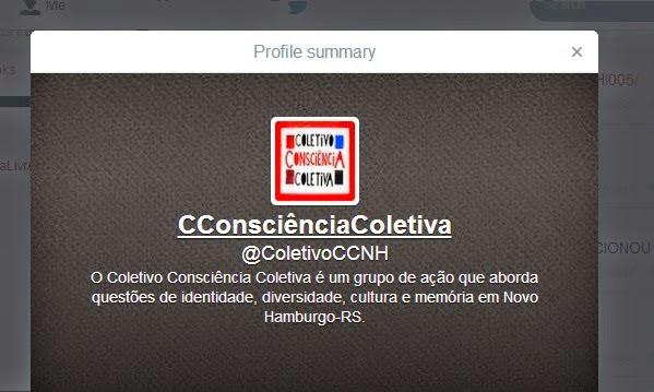 Siga o Coletivo no Twitter
