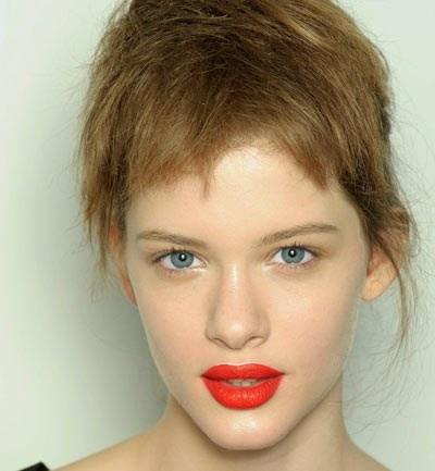 labios rojos verano