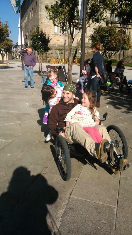 recumbent trike familia supertramp