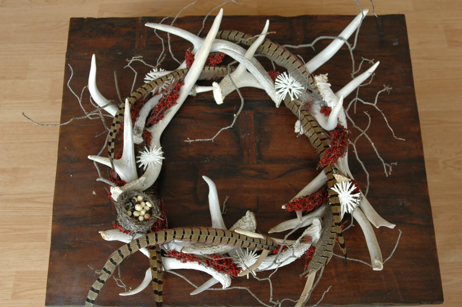 kate ledford designs christmas wreath ideas woodsy