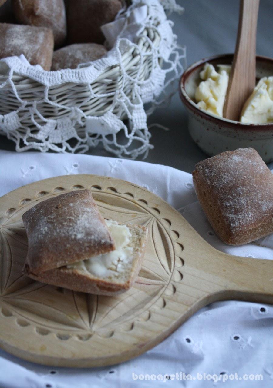 Panini z mąki owsianej - z cyklu - Ezoteryczne spotkanie przy piekarniku