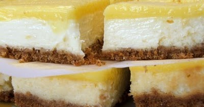 Cooking Recipes: Lemon Cheesecake Bars