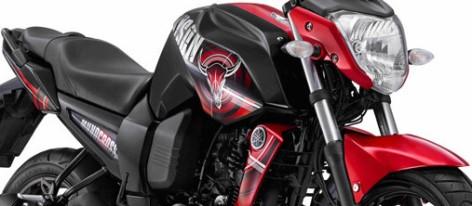 Facelift Yamaha Byson 2013 livery tengkorak bikin makin maco