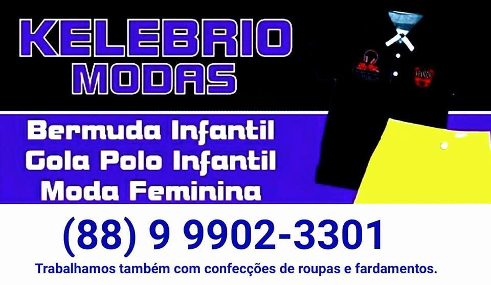 Kelebrio Modas, em Acopiara