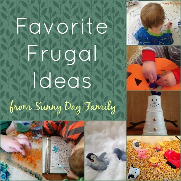 Favorite Frugal Ideas