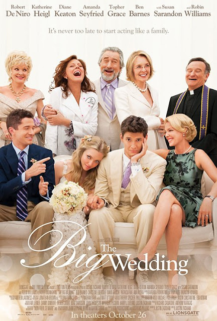 The big wedding (El gran casamiento) (2013) DvdRip avi y mkv Subtitulada