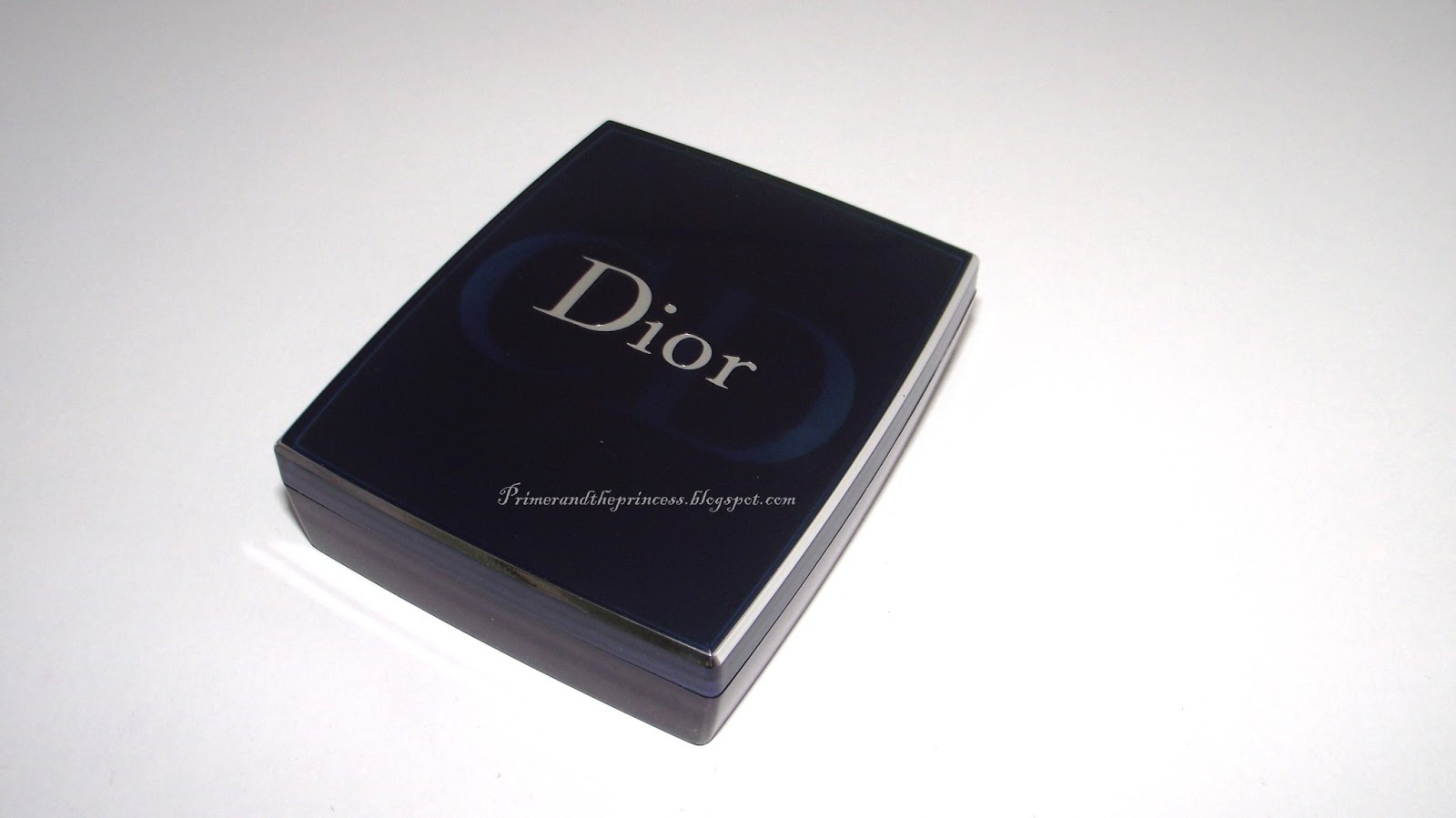 Dior 3 Couleurs Eye shadow Palette Cherie Bow Spring Collection 2013 - 731 Smoky Rose