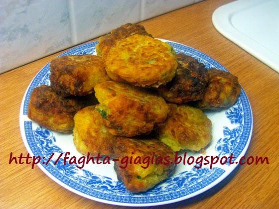 Κροκέτες με φασόλια ξερά (φασολοκροκέτες) - Τα φαγητά της γιαγιάς