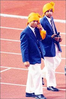 tendulkar-ajay-jadeja-turban-olympic-games