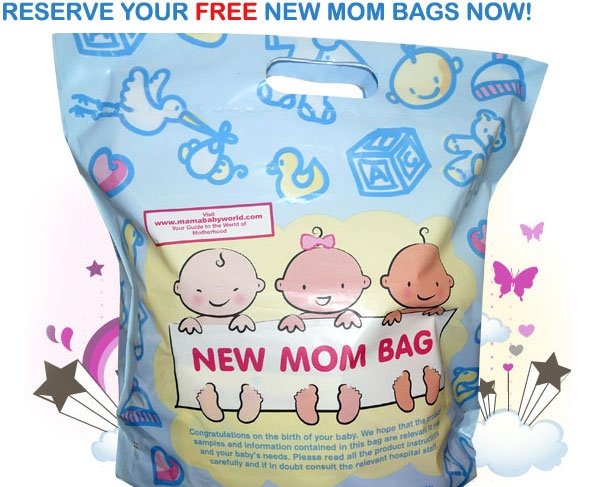 Mamababyworld: FREE New Mom Bag | Malaysia Free Sample Giveaway
