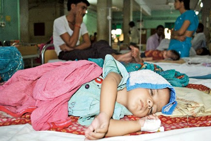 MP Ahluwalia urges Centre to send expert team to encephalitis-affected areas