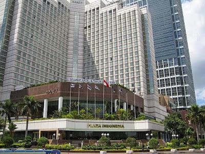 hotel grand hyatt jakarta pusat indonesia