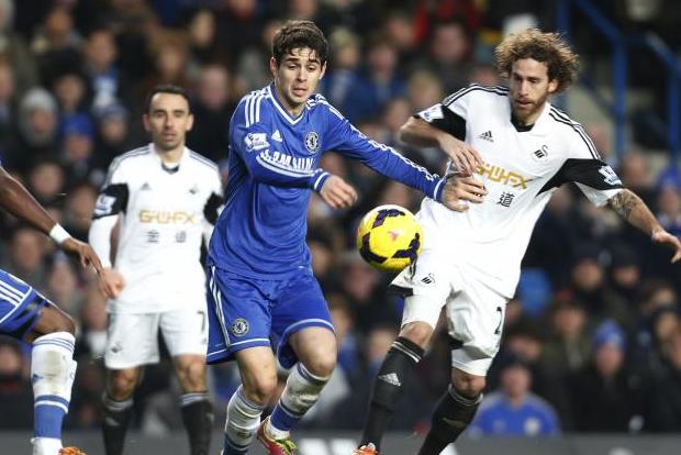 Prediksi skor: Chelsea vs Swansea City 8 Agustus 2015
