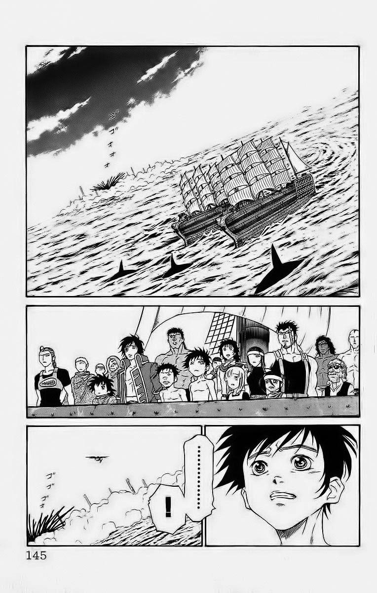 Vua Trên Biển – Coco Full Ahead chap 256 Trang 14 - Mangak.info