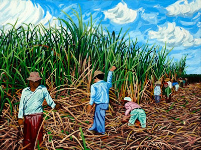 sugar cane by grace nichols essay Our first poem sugar cane is written by grace nichols she is of african origin,  as we can see through her use of creole she is a black female, she utilises a.