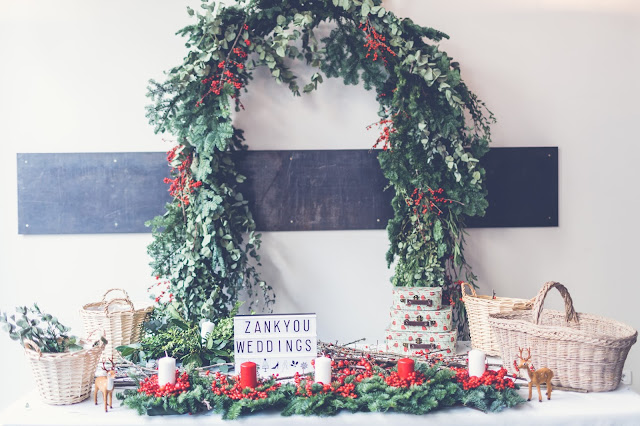 II Breakfast Wedding Club - Christmas Edition - de Zankyou - Blog Mi  Boda