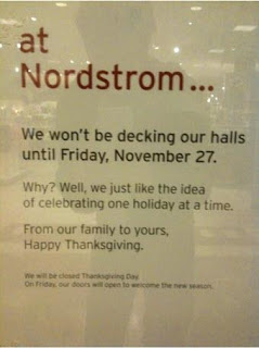 Nordstrom has it right