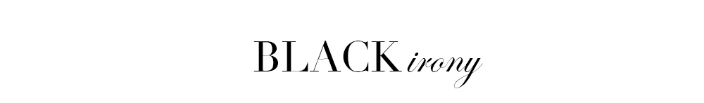 BLACK IRONY - CPH Fashion Blog