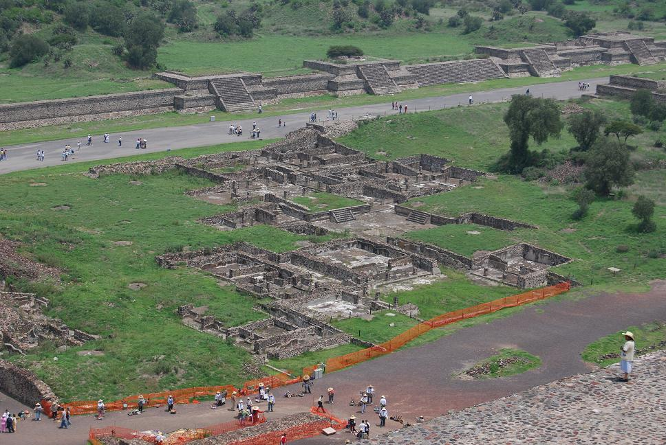 dating teotihuacan Teotihuacan pyramids centro historico  one of the world's busiest cities dating back to aztec times  viator uses cookies to improve your experience on our.