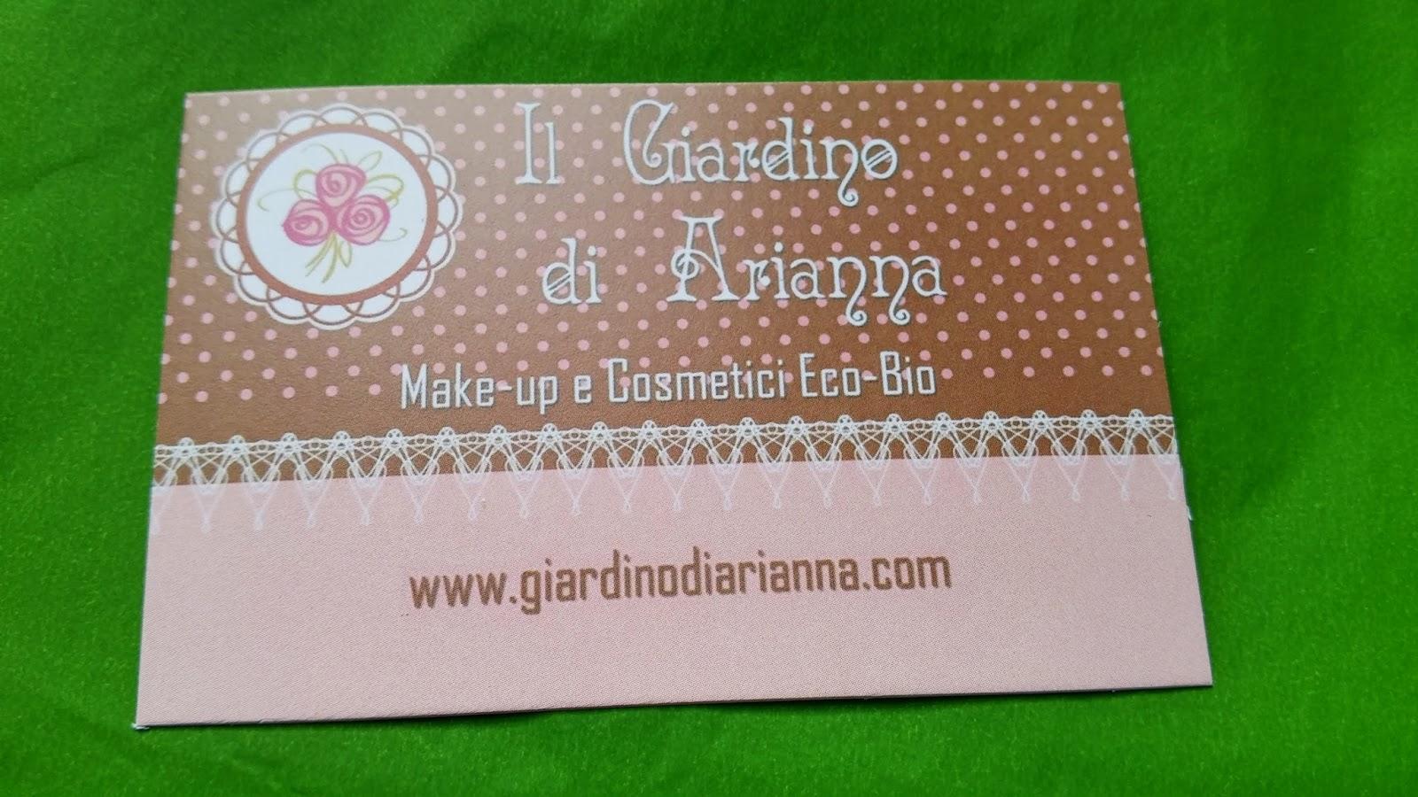 www.giardinodiarianna.com