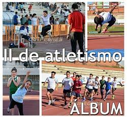 II Jornada Atletismo Escolar: Fotos y Resultados