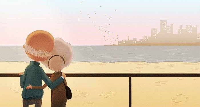 8 Amazing Artworks That Illustrate True Love - Love Till The End