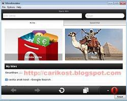 Membuat Mobile Version di PC
