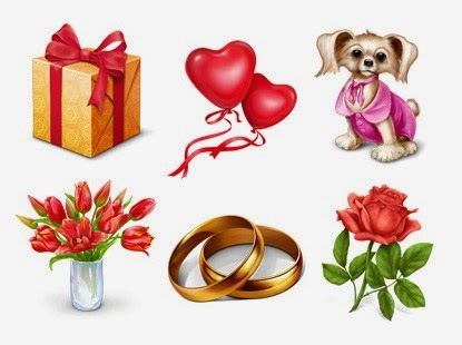 Free Gift Icon Set
