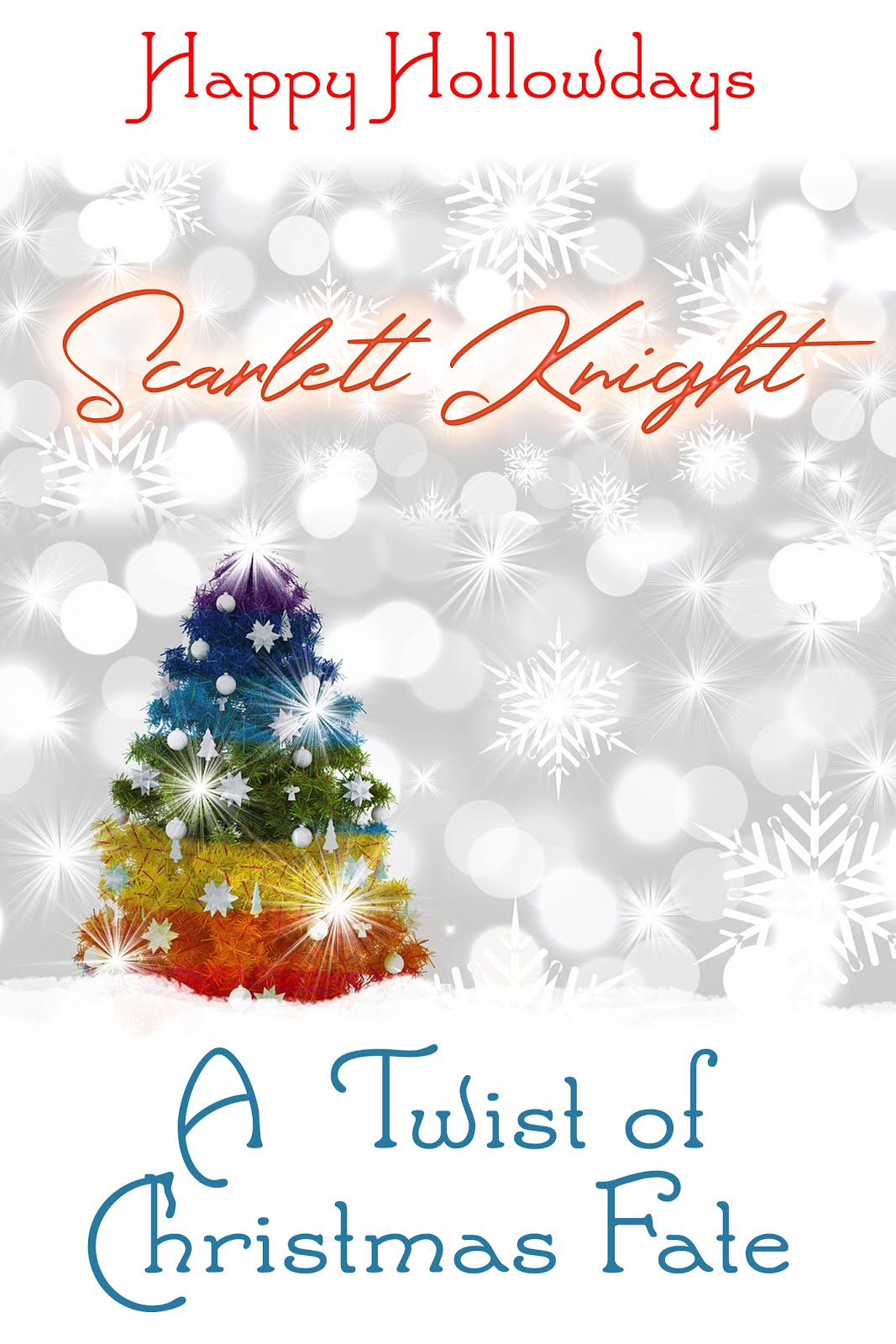 "New Release! ""A Twist of Christmas Fate"" (Contemporary FF Romance)"