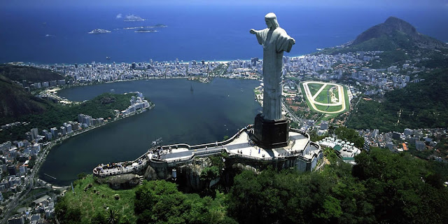 El Cristo Redentor de Rio de Janeiro